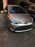 Bán xe Toyota Vios 1.5G 2017 giá 560 Triệu - Thái Nguyên