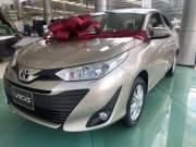 Bán xe Toyota Vios 1.5E CVT 2018 giá 569 Triệu - TP HCM