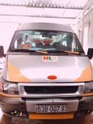 Bán xe Ford Transit 2.4L 2004 giá 135 Triệu - Bà Rịa Vũng Tàu