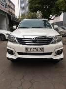 Bán xe Toyota Fortuner TRD Sportivo 4x4 AT 2016 giá 900 Triệu - Hà Nội