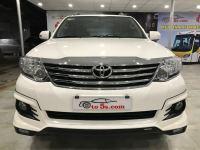 Bán xe Toyota Fortuner TRD Sportivo 4x2 AT 2016 giá 945 Triệu - TP HCM