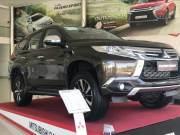 Bán xe Mitsubishi Pajero Sport 2.4D 4x2 AT 2018 giá 1 Tỷ 62 Triệu - Đà Nẵng