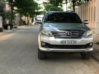 Bán xe Toyota Fortuner 2.7V 4x4 AT 2012 giá 638 Triệu - TP HCM