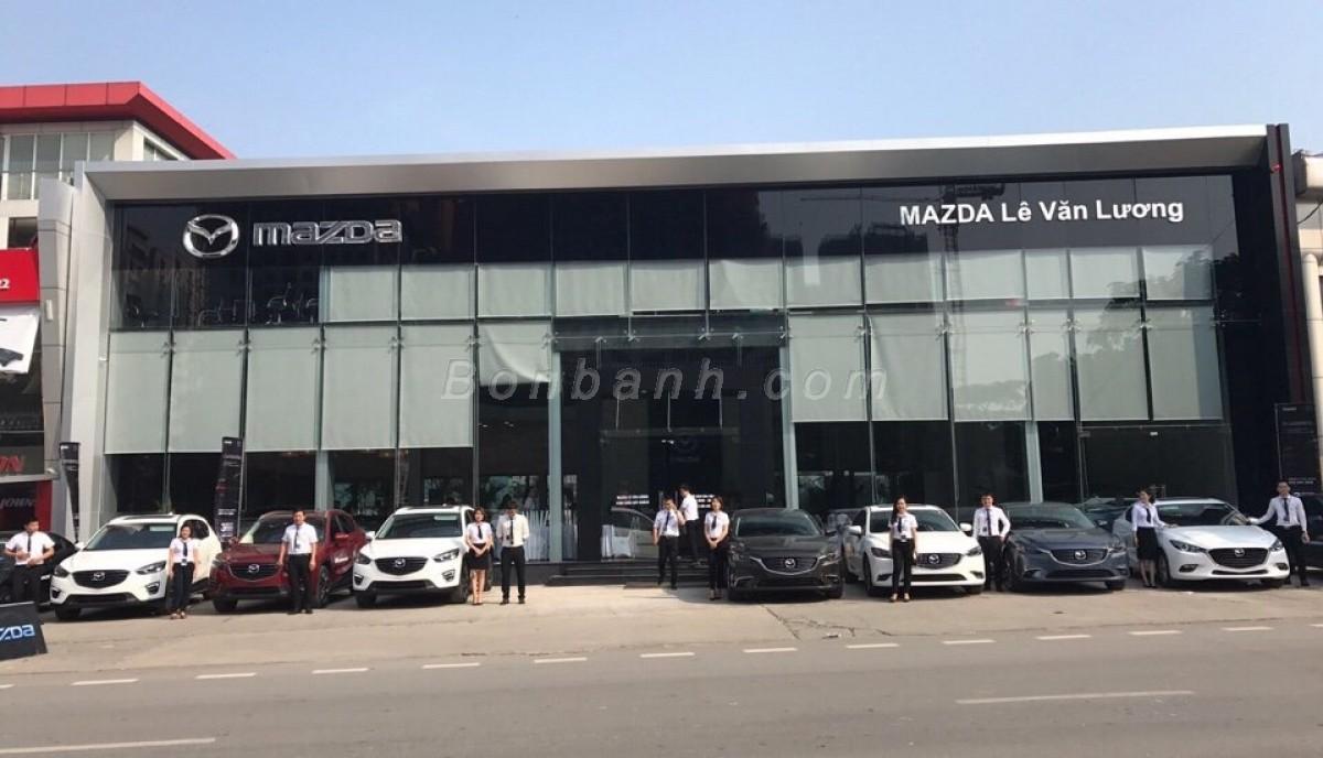 Một số hình ảnh về Mazda Lê Văn Lương