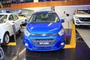 Chevrolet Spark LT 1.2 MT 2018 giá 389 Triệu - TP HCM
