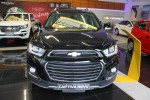 Chevrolet Captiva Revv LTZ 2.4 AT 2017 giá 879 Triệu - TP HCM