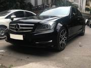 can ban xe oto cu lap rap trong nuoc Mercedes Benz C class 300 AMG Plus 2014