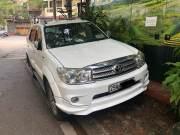 Bán xe Toyota Fortuner TRD Sportivo 4x4 AT 2012 giá 660 Triệu - Hà Nội