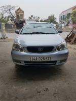 Bán xe Toyota Corolla altis 1.8G MT 2003 giá 250 Triệu - Thanh Hóa