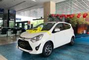 Bán xe Toyota Wigo 1.2G MT 2018 giá 345 Triệu - Hà Nội