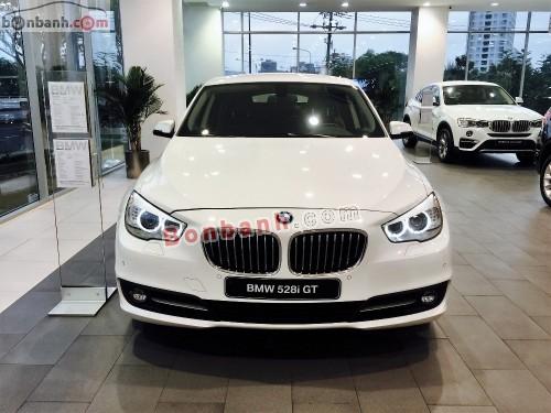 BMW 5 Series 528i GT - 2017