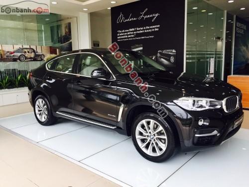 BMW X6 xDriver35i - 2017