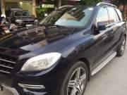 Bán xe Mercedes Benz ML Class ML350 4Matic 2013 giá 2 Tỷ 210 Triệu - Hà Nội