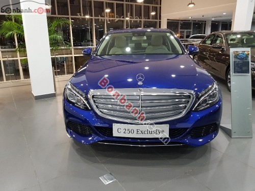 Mercedes Benz C class C250 Exclusive - 2017