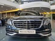 Bán xe Mercedes Benz S class S500 Maybach 2018 giá 10 Tỷ 999 Triệu - TP HCM