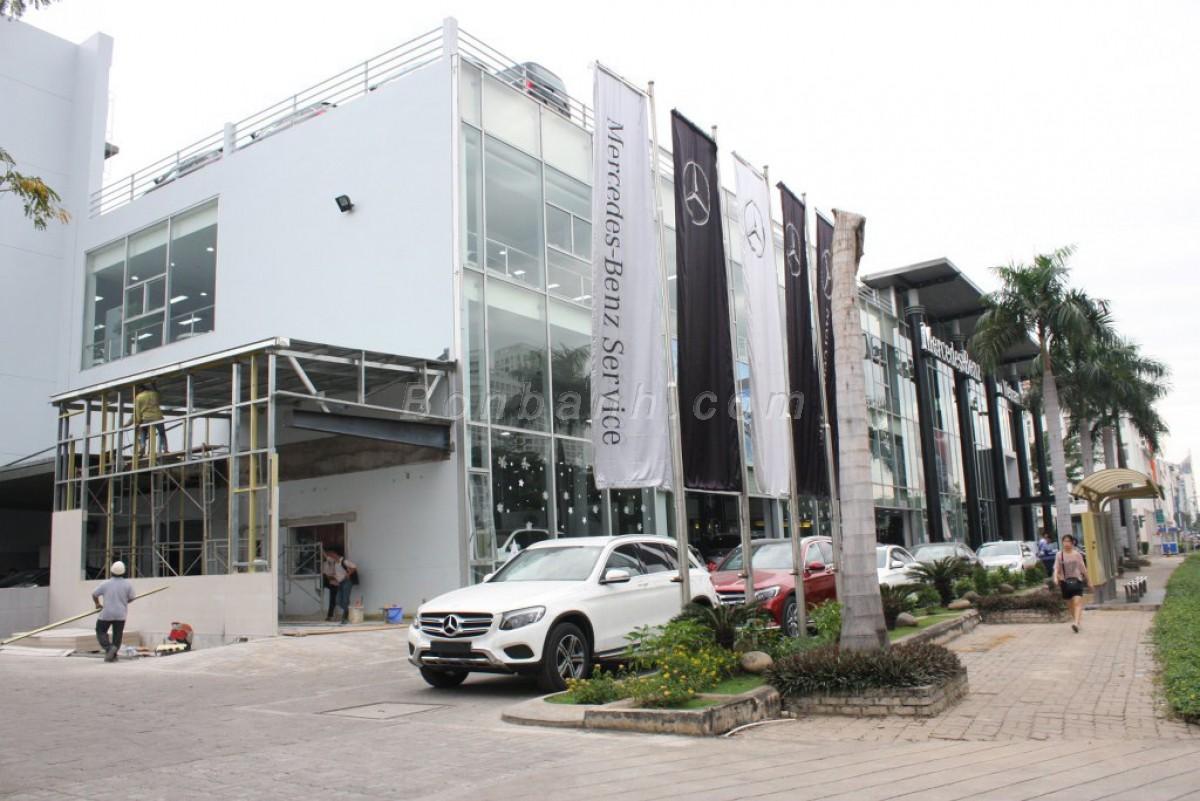 Kết quả hình ảnh cho Mercedes Phú Mỹ Hưng Quận 7